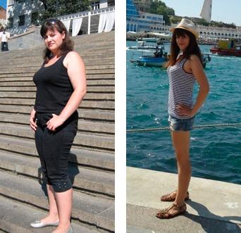 похудеть на 35 кг за 2 месяца