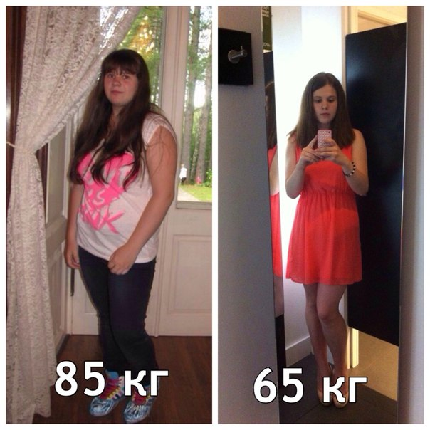 Очень хочу похудеть на 20кг